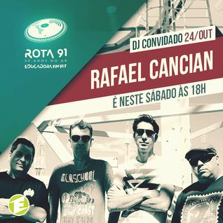 Rota 91 - 24/10/2015 - DJ convidado - Rafael Cancian