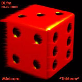Thirteen @ Di.fm 20.07.2009