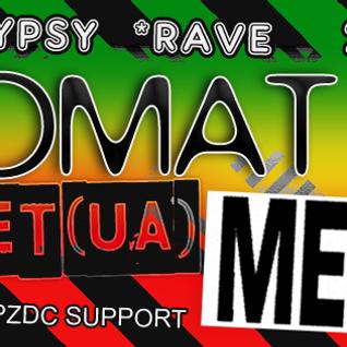 Dima_Ne @ MeCca23 Rasta Gypsy Rave 22.02.2014