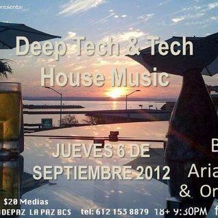 TECH & DEEP HOUSE Session @ Singlar Island Bar