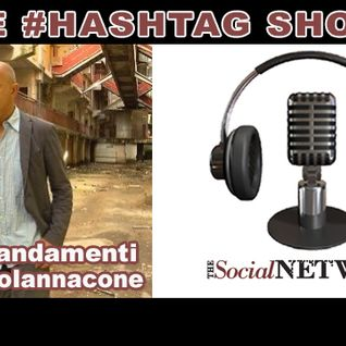 #29 - Guest Journalist Domenico Iannacone on The #Hashtag Show