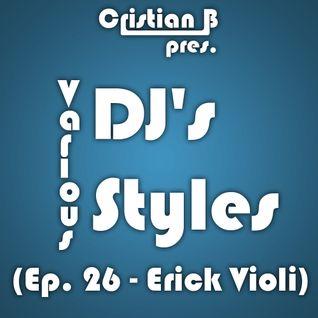 Various DJ's - Various Styles (Ep. 026)