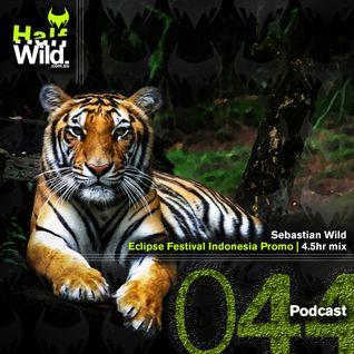 Eclipse Festival Indonesia Promo    Half Wild: Podcast // Episode 044