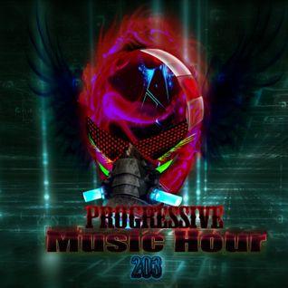Progressive Music Hour 203 (2016)