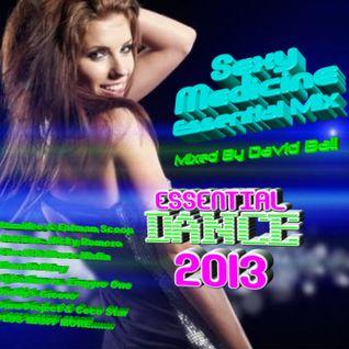 Essential DANCE Mix 2013 - Volume 1