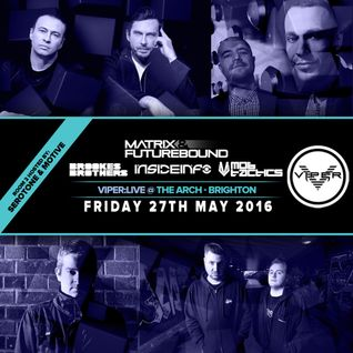 Mob Tactics x Viper:Live Brighton Promo Mix (May 2016)