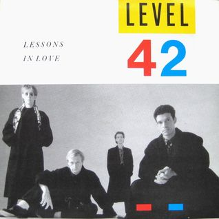 Lessons In Love-Level 42