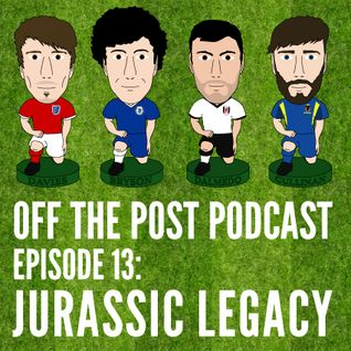 Ep.13 Jurassic Legacy