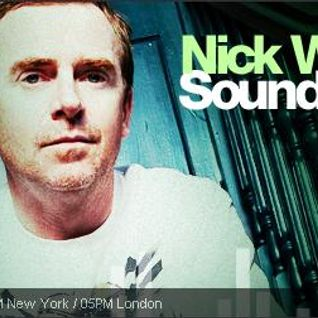 Nick Warren - Sound Garden , 1.5.2012