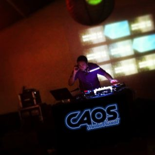 MEGAMIX ANGELES AZULES BY DJ CAOS