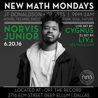 New Math Monday's