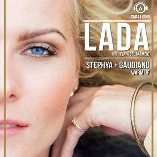Stephya & Gaudiano Warm Up Set (Lada @ 20doce) 11.06.2016
