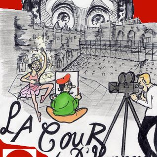 La cour d'honneur - 16/10/2016 - Radio Campus Avignon