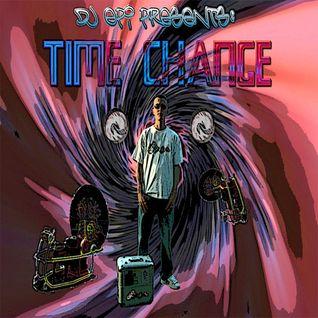 DJ EPI TIME CHANGE MIX CD 2006