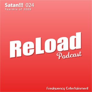 ReLoad Podcast 024 : Yearmix of 2009