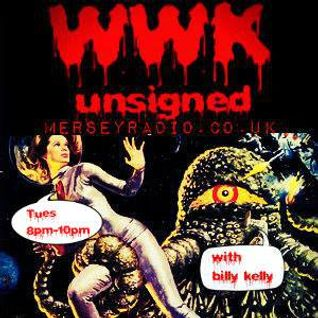 WWK Unsigned 10th Nov 2015
