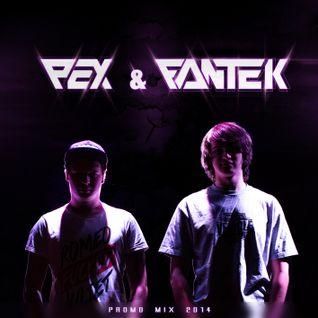 Pex & Fantek - Promo Mix 2014