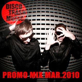 Promotional Mix March 2010