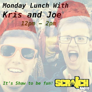Kris and Joe Show - 1st December 2014 (Christmas)