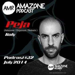 Amazone podcast 32 Peja
