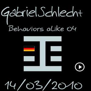 Gabriel Schlecht-Behaviors alike 04-Proton Radio