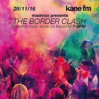 The Border Clash Show #37 on Kane FM 31/10/16