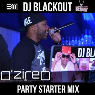 DJ BlackOut - The Party Starter Mix