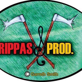 RIPPA'S PRODUCTION - DORIAN BEATMAKER - TURN IT UP RIDDIM MIX By Dj VINZ - 2012