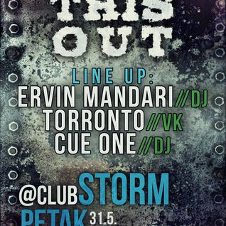 Ervin Mandari - Live @ Tech This Out (Storm, Djakovo, 31.05.2013.)