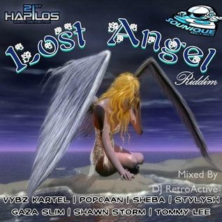 DJ RetroActive - Lost Angel Riddim Mix - August 2011