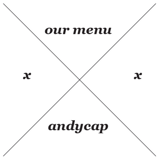 Our Menu Podcast by Andycap