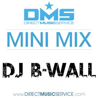DMS MINI MIX WEEK #203 DJ B-WALL