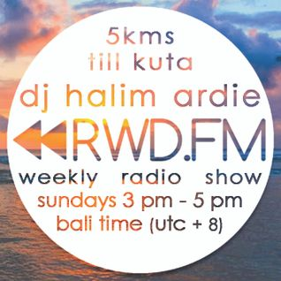 5ks till Kuta with Halim Ardie may 11th