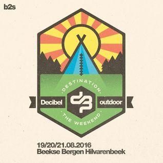 PETDuo @ Decibel Outdoor Festival 2016