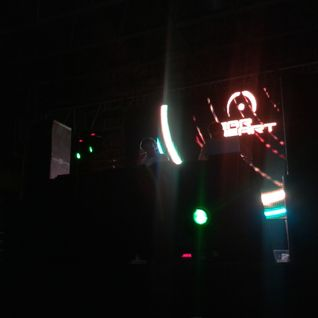 """Bit of Trance"" Radio Show Special Opening @ Christian Burns Concert in Queretaro Mexico"
