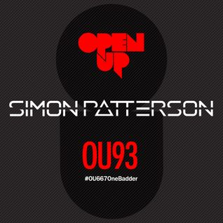Simon Patterson - Open Up - 093