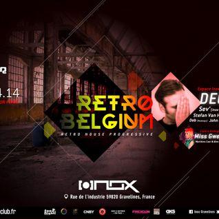 Inox Club 30/04 Espace Underground De San Antoni