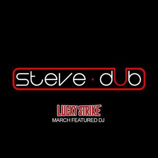 Lucky Strike Bellevue March Featured DJ: STEVE DUB - JUMPOFF.