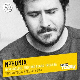 Nphonix mix for TechnoToday 2014