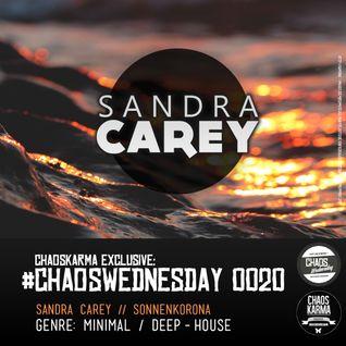 #CW 0020: Sandra Carey - Sonnenkorona // MINIMAL / DEEP-HOUSE