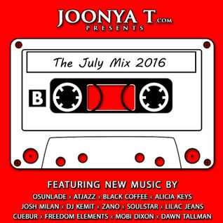 THE JULY MIX 2016 [SIDE B]