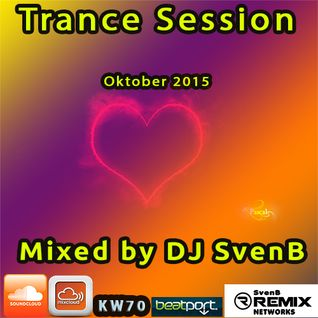 Trance Session Oktober 2015