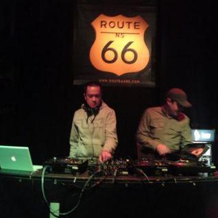Big Bud b2b Nookie + MC Mike Romeo - Live At Back2Back Sessions / Novi Sad, April 2010