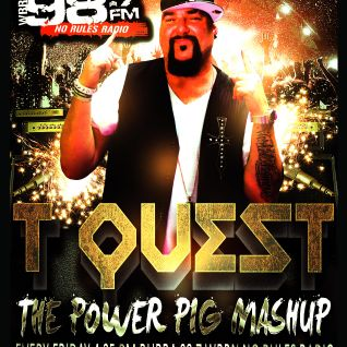 THE T QUEST POWER PIG MASHUP VOL 18 TQUEST.ROCKS