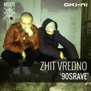 90SRAVE by Zhit Vredno for Gosha Rubchinskiy