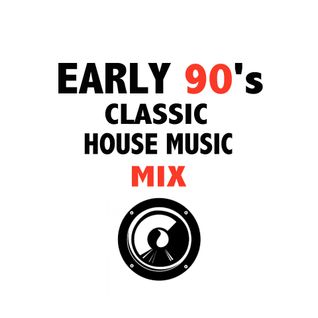 DJ Shirba - Early 90s Classic House Music Mix