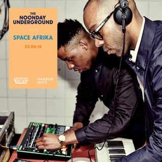 R$N Presents: The Noonday Underground Mix With Space Afrika