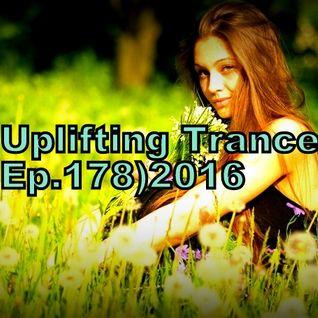 I Love Trance.Ep.178(Uplifting Trance 2016)
