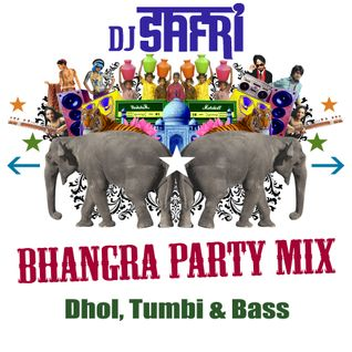 DJ Safri - Bhangra Party mix