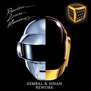 Daft Punk - Random Access Memories - Gimbal & Sinan Rework (Megamix)
